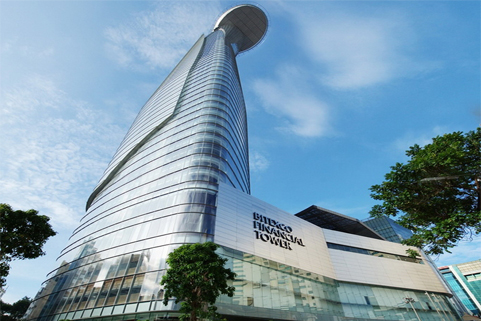 Tháp Bitexco Financial Tower