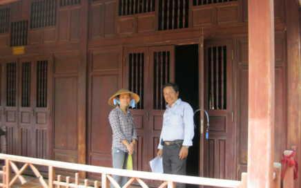 Diệt Mối Tại Khu Du Tích Nguyễn Sinh Sắc