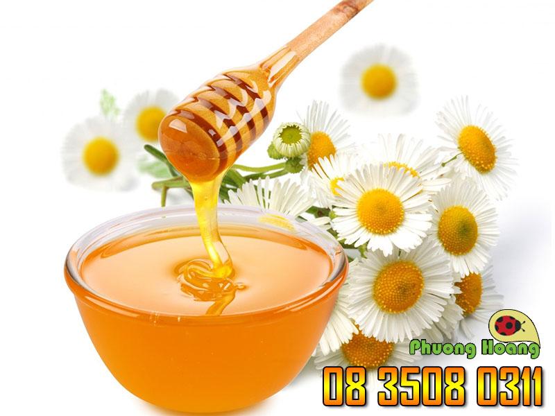 Mật ong là một chất chống viêm tuyệt vời và có thể làm dịu cơn ngứa nhanh chóng.