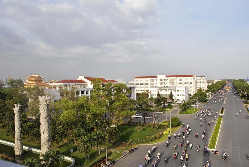 Khu Chế Xuất Tân Thuận Quận 7